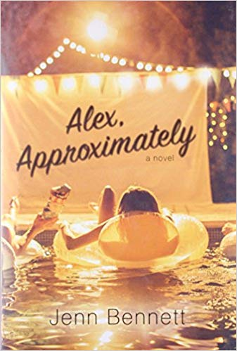 Alex, Approximately Cover
