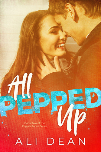 All Pepped Up Cover