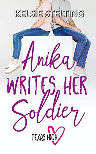Anika Writes Her Soldier Cover