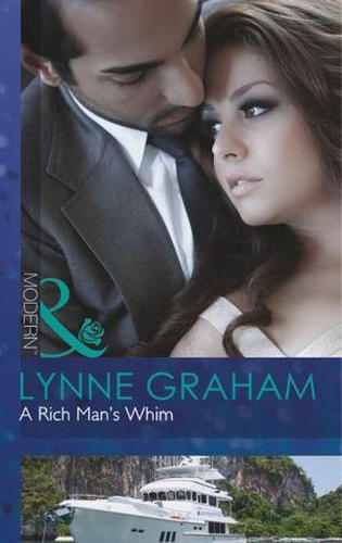 A Rich Man's Whim Cover