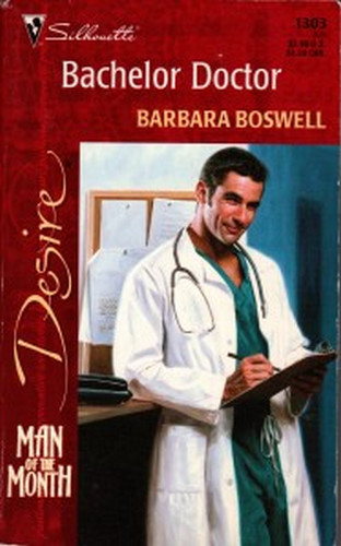 Bachelor Doctor Cover