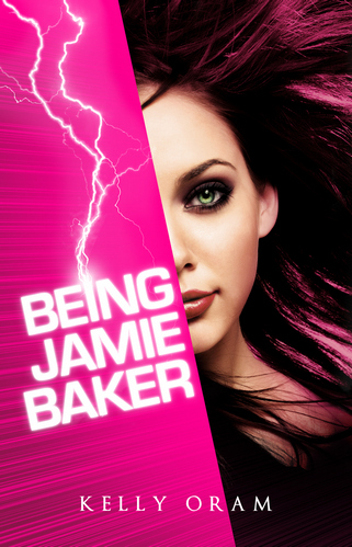 Being Jamie Baker Cover