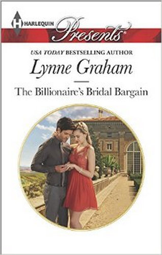 The Billionaire's Bridal Bargain Cover