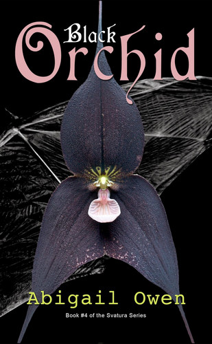 Black Orchid Cover