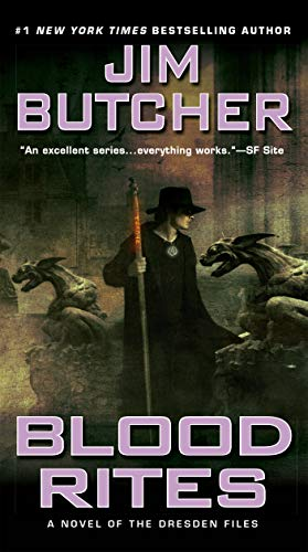 Blood Rites Cover