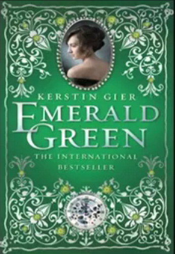 Emerald Green Cover
