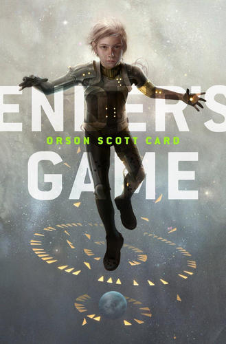 Ender's Game Audiobook Cover
