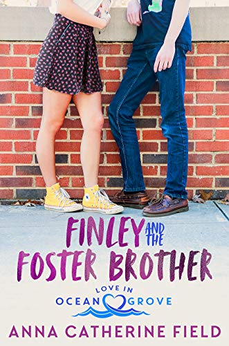 Finley and the Foster Brother Cover