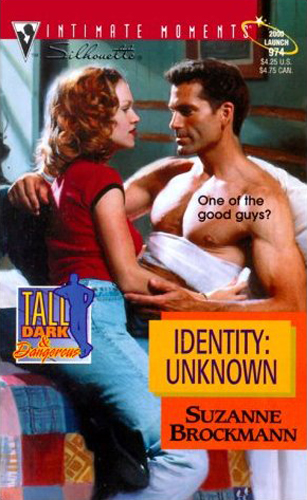Identity: Unknown Cover
