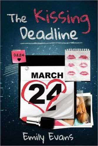 The Kissing Deadline Cover