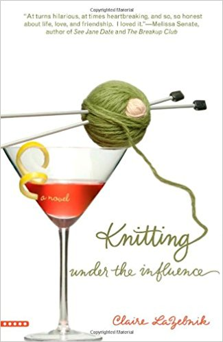 Knitting Under the Influence Cover