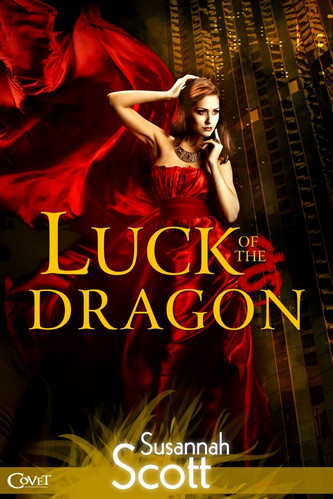 Luck of the Dragon Cover