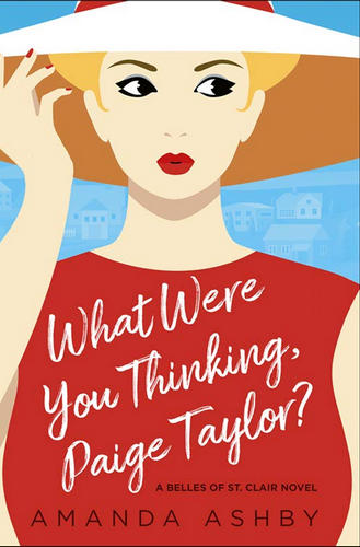 What Were You Thinking, Paige Taylor Cover