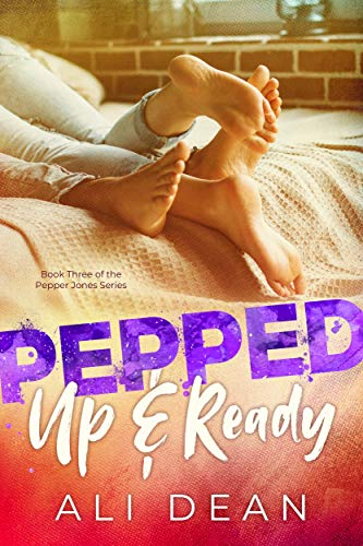 Pepped Up and Ready Cover
