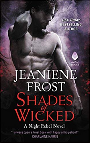 Shades o Wicked Cover