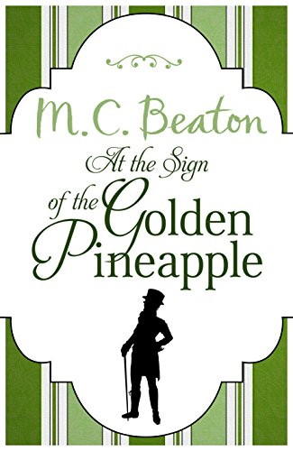 At the Sign of the Golden Pineapple Cover