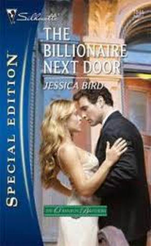 The Billionaire Next Door Cover