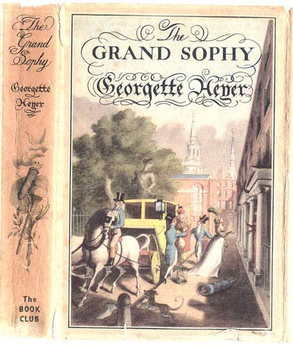 The Grand Sophy Cover