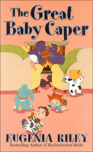 The Great Baby Caper Cover