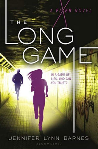 The Long Game Cover