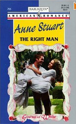 The Right Man Cover