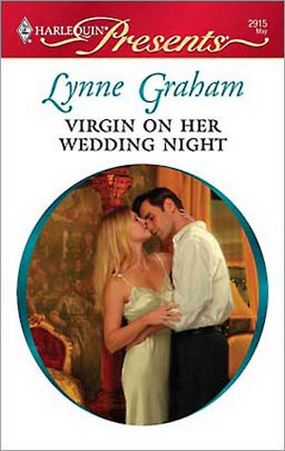 Virgin on Her Wedding Night Cover